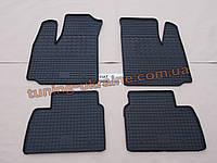 Коврики в салон резиновые Politera 4шт. для Fiat Doblo 2000-2010