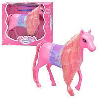Конь, Лошадь с гривой, лошадка 212 b
