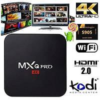 Міні ПК Android TV Box VenBOX ITV-MXQ Pro, Lollipop 5.1, Quad Core Amlogic S905, HDMI1.4, KODI, H.265