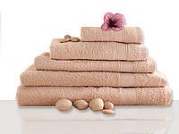 Полотенца махровые гладкокрашеные 40х70