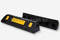 Колесоотбойник резиновый 600*120*100 мм