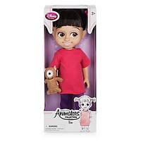 Кукла Disney•Pixar Animators' Collection Boo Бу Дисней Корпорация монстров оригинал 40 см