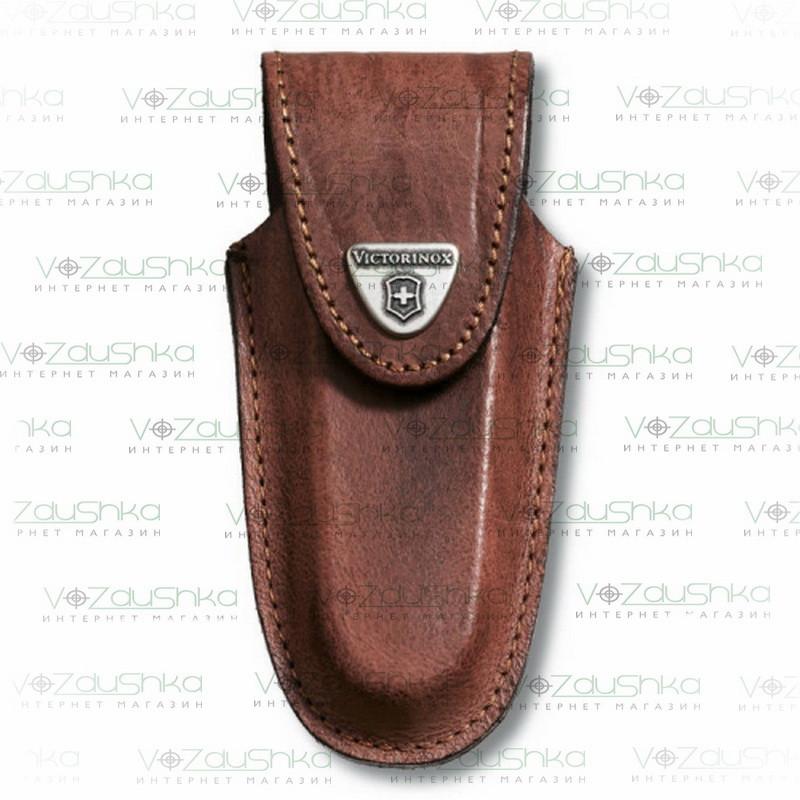 Victorinox 4.0531 чехол из коричневой кожи для брелочных моделей