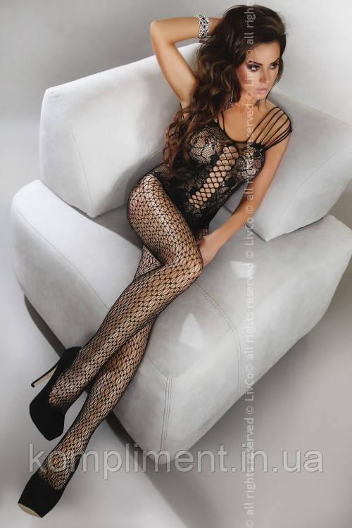 Сексуальный бодистокинг CLOTILDE от Livia Corsetti