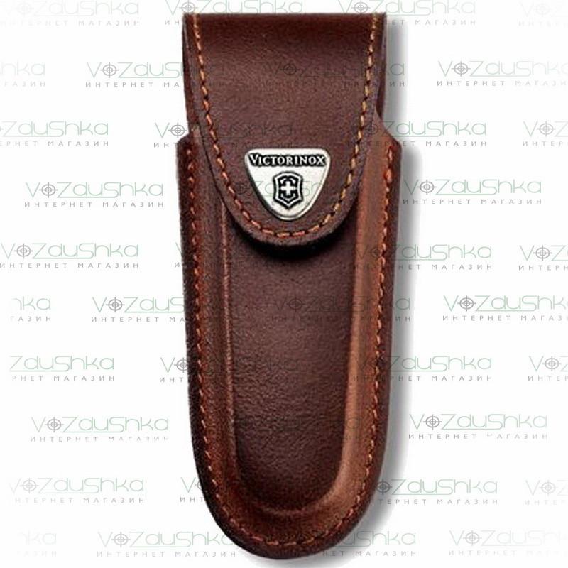Victorinox 4.0538 чехол из коричневой кожи для ножей серии 0.83.. 0.84.. 0.88.. 0.89.. 090..