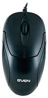 Мышь SVEN RX-111 (black) OPTIC,USB