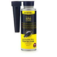 VERYLUBE Защита сажевого фильтра (дизель) - 250мл.