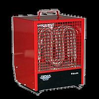 Электрический тепловентилятор Термия 4.5 кВт, 220В АО ЭВО 4,5/0,4