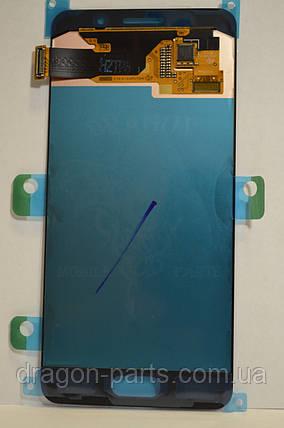 Дисплей Samsung A310 Galaxy A3 с сенсором Черный Black оригинал , GH97-18249B, фото 2