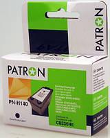 Картридж HP №140XL (CB336HE), Black, PSC J5783, 25 ml, Patron (PN-H140)