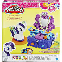 Пластилин Плей До Туалетный столик Рарити B3400  Play-Doh My Little Pony Rarity Style , фото 1