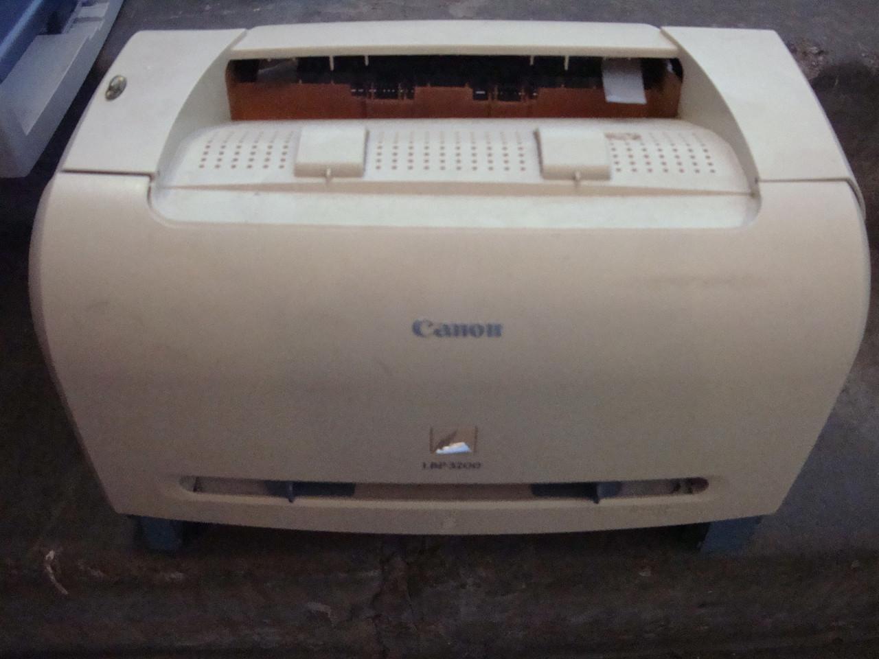 Лазерный принтер Canon LBP-3200 на запчасти