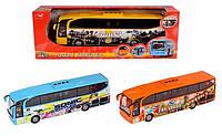 Машинка Автобус Городской Dickie 3314826T