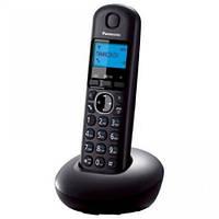 Телефон радио Panasonic KX-TGB210UAB (Чёрный), Caller ID (журнал на 50 вызовов), полифонические мело