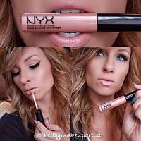 Блеск для губ NYX Mega Shine Lip Gloss цвет SUGAR PIE