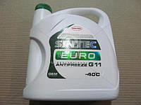 Антифриз Sintec ANTIFREEZE EURO G11 зеленый (Канистра 5л)