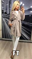 Женское кашемировое пальто Chanel
