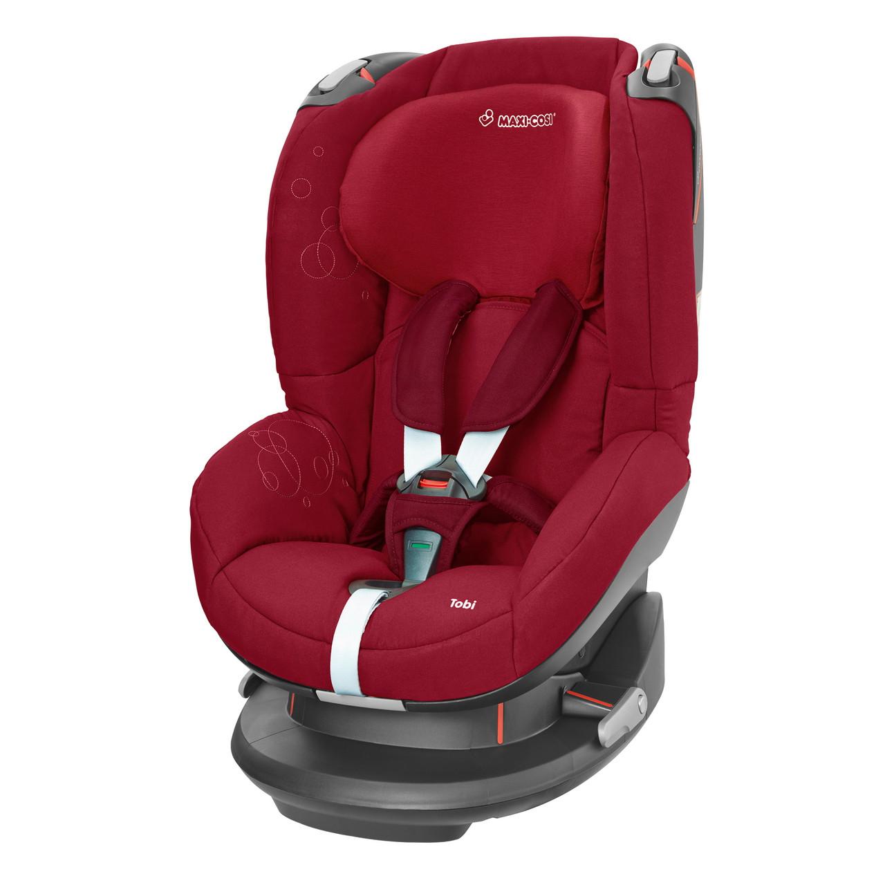 Автокресло Maxi Cosi Tobi 9-18 кг (60108140) Raspberry Red (тёмно-красный)