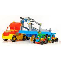 Тягач-автовоз из серии Super Truck 36630 Wader