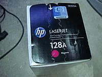 Новый картридж HP 128A CE323A Оригинал Magenta