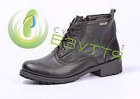 Кожаные  ботинки Velluto37 размер