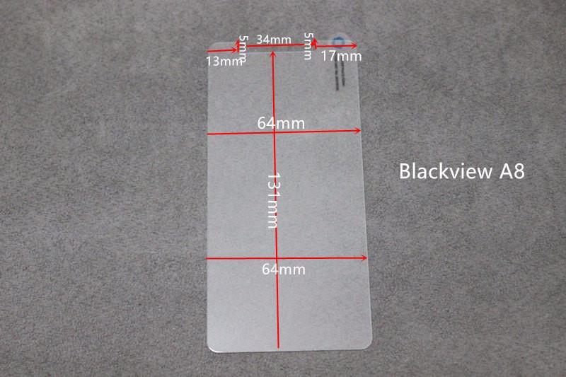 Захисне скло для Blackview А8