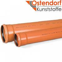Труба наружная KG Ostendorf 110 x1000mm