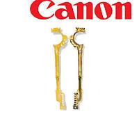 Шлейф для цифрового фотоаппарата Canon A470, затвора (оригинал)