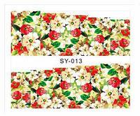 Слайдер-дизайн № S-013 (водные наклейки)