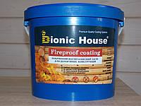 Огнезащита Огнезащитная и биозащитная краска для дерева Fireproof coating.