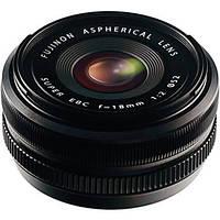 Объектив Fujifilm XF-18mm F2.0 R (16240743)