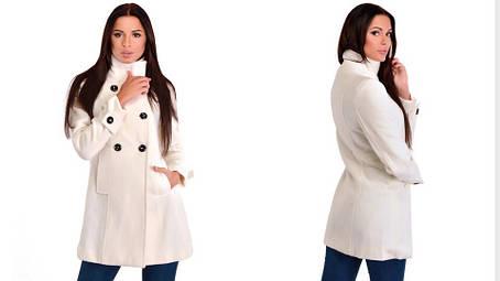 Женское пальто кашемир, фото 2