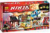 Конструктор Ninja Боевая площадка для Аэроджитцу 10527