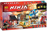 Конструктор Ninja Боевая площадка для Аэроджитцу 10527, фото 1