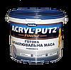 Шпаклевка акриловая готовая Sniezka Akryl Putz 27кг