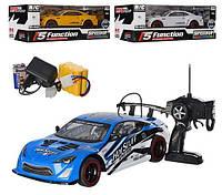 Машина р/у, аккумуляторы, 45*20*14 см, 1:10, небьющийся корпус, резиновые колеса, 2 вида, UJ99-39-43