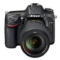 Цифр. фотокамера зеркальная Nikon D7100 + 18-140VR (VBA360KV02)