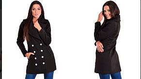 Женское пальто из кашемира, фото 2