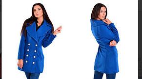 Женское пальто из кашемира, фото 3