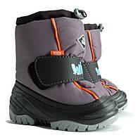 Обувь детская зимняя Демар Ice snow Размер:20-29