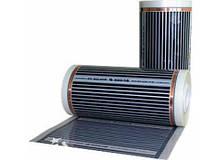 Інфрачервоний плівковий тепла підлога CALEO: без стягування і клею, для дому та дачі