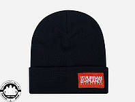 Зимняя шапка Urban Planet Big Classic Black