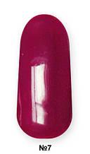 Гель -лак №7 UV Gel-Lacguer SOFIA 8.6 мл США (классический глубокий красный)