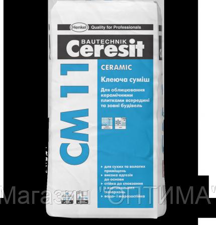Клей для плитки Ceresit CM-11 25кг