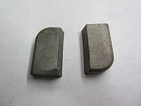 Пластина твердосплавная напайная 10481 ВК3М ГОСТ 25396-90