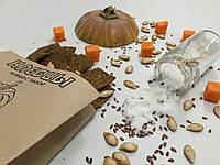 Льняные хлебцы - с ТЫКВОЙ