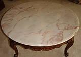 Мраморный столик, фото 3