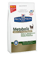 Hills PD Feline Metabolic для кошек при ожирении и лишнем весе 4 кг