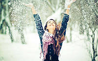Как девушкам зимой красиво утеплиться?