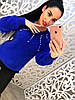 Свитер серии Love Moschino  с жемчугом , фото 5
